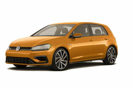 Lease Takeover in Edmonton, AB: 2018 Volkswagen Golf R Automatic AWD