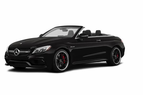 Lease Takeover in Montreal, QC: 2018 Mercedes-Benz C43 AMG Convertible Automatic AWD ID:#4179