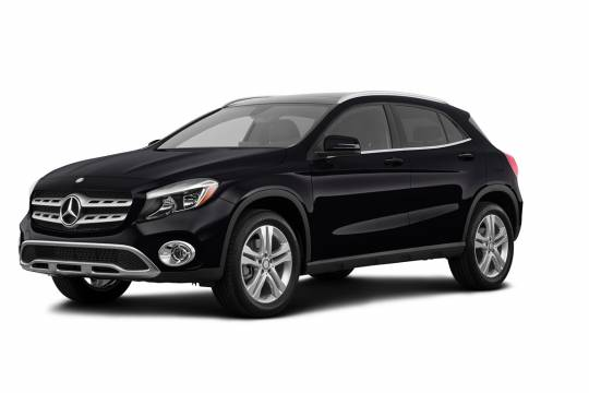 Lease Takeover in Montreal, QC: 2018 Mercedes-Benz GLA250 4MATIC SUV H81-Sail pattern trim Automatic 2WD