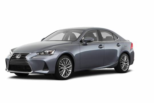 Lexus Lease Takeover in Calgary, AB: 2016 Lexus iS300 Automatic AWD