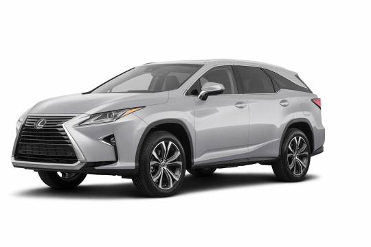 Lexus Lease Takeover in Calgary, AB: 2018 Lexus RX350 FSPORT 3 Automatic AWD