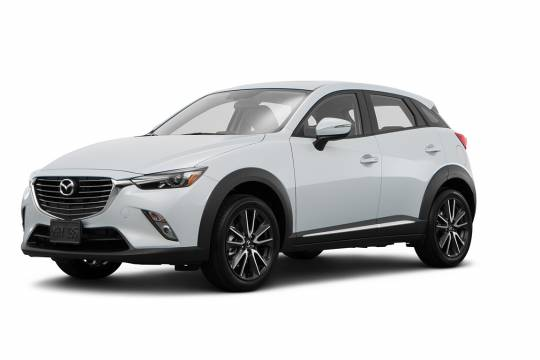 Mazda Lease Takeover in Edmonton, AB: 2016 Mazda CX-3 GS Automatic AWD