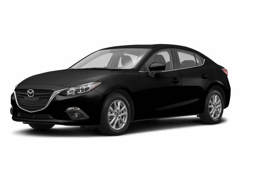Mazda Lease Takeover in Montréal, QC: 2016 Mazda3 Automatic 2WD
