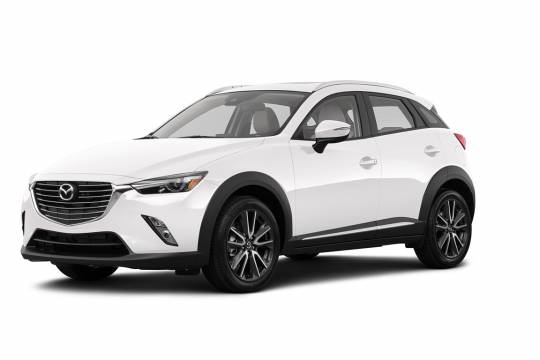 Mazda Lease Takeover in Laval, QC: 2018 Mazda CX-3 GS Automatic AWD