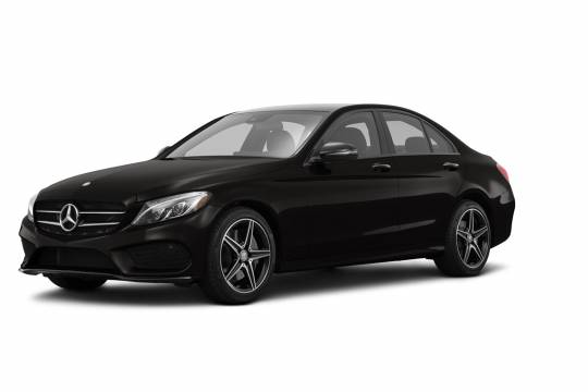 Mercedes-Benz Lease Takeover in Montreal, QC: 2016 Mercedes-Benz C300 4Matic Sedan Automatic AWD