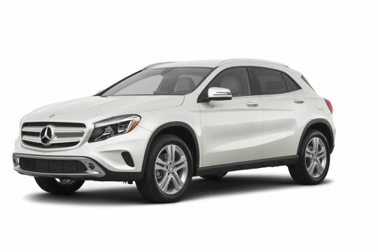 Mercedes-Benz Lease Takeover in Edmonton, AB: 2017 Mercedes-Benz GLA250 Automatic AWD