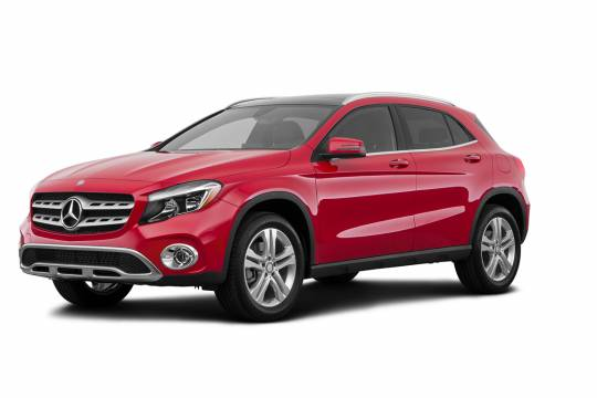 Mercedes-Benz Lease Takeover in Montreal, QC: 2018 Mercedes-Benz GLA 250 Automatic AWD