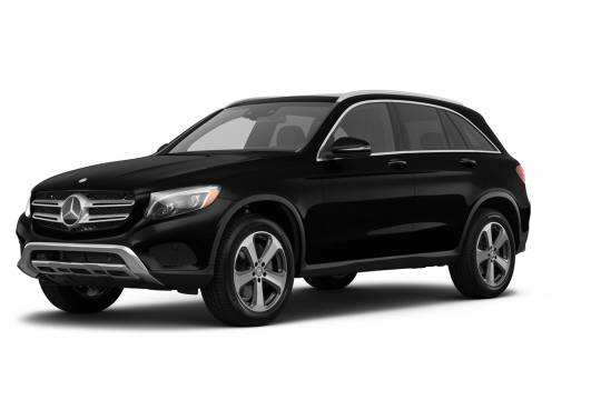 Mercedes-Benz Lease Takeover in Vancouver, BC: 2018 Mercedes-Benz GLC 300 Automatic AWD