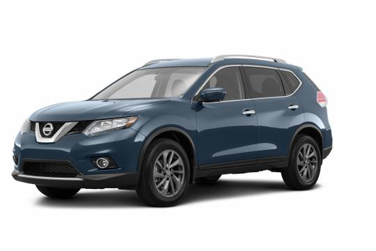 Nissan Lease Takeover in Brampton, ON: 2016 Nissan Rogue SV-Tech Pack Automatic AWD