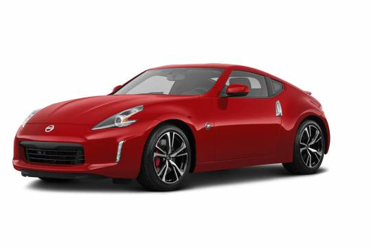 Nissan Lease Takeover in Toronto, ON: 2018 Nissan 370Z Sport Coupe Manual 2WD