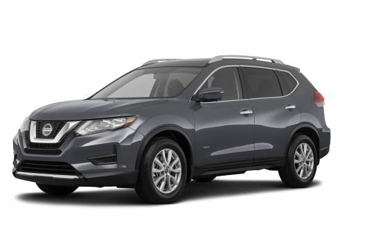 Nissan Lease Takeover in Toronto, ON: 2018 Nissan Rogue SV Automatic 2WD