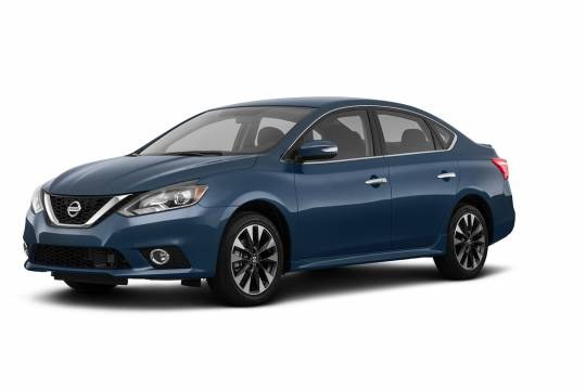 Nissan Lease Takeover in Toronto, ON: 2018 Nissan Sentra Automatic 2WD