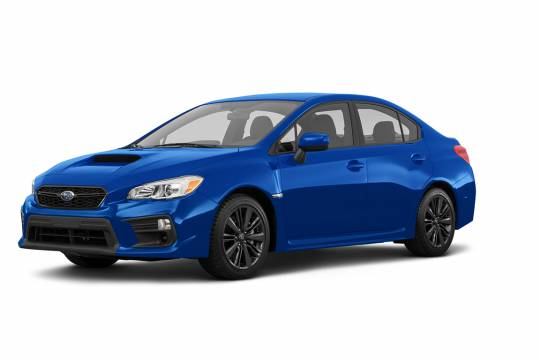 Subaru Lease Takeover in Montreal, QC: 2018 Subaru WRX Manual AWD