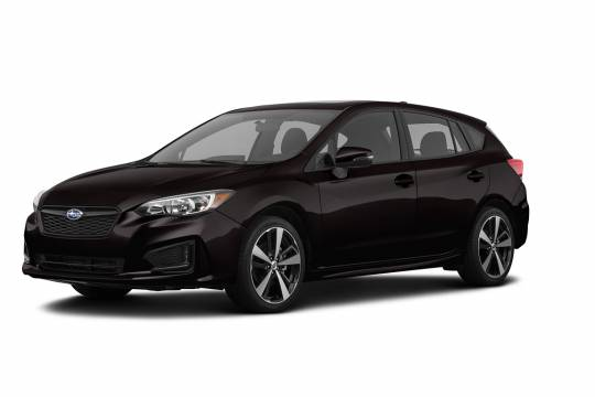 Subaru Lease Takeover in Lévis, QC: 2018 Subaru Impreza SPORT Manual AWD