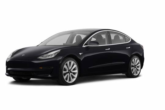 Tesla Lease Takeover in Montreal, QC: 2018 Tesla Model 3 Dual-Motor AWD Long Range Automatic AWD ID:#4335