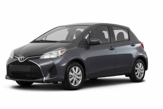 Toyota Lease Takeover in Québec, QC: 2016 Toyota Yaris LE Manual 2WD