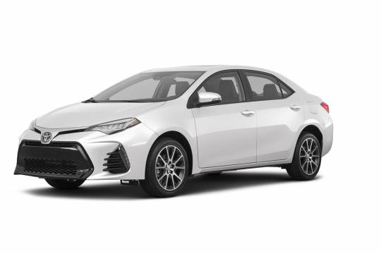 Toyota Lease Takeover in Toronto, ON: 2017 Toyota Corolla XSE 2WD