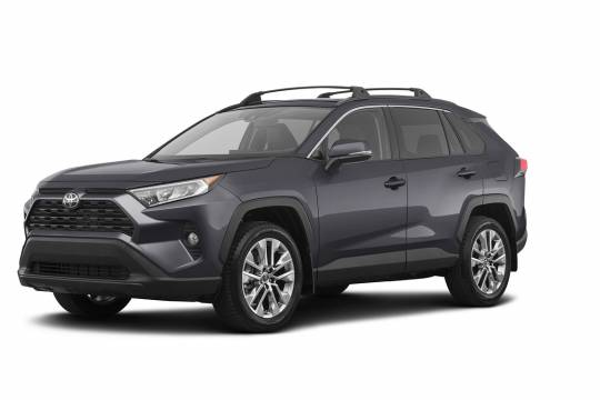 Toyota Lease Takeover in Dawson Creek, BC: 2019 Toyota RAV4 Le Hybrid Automatic AWD