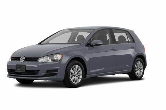 Volkswagen Lease Takeover in Mississauga, ON: 2017 Volkswagen Golf 5-door Highline Automatic 2WD