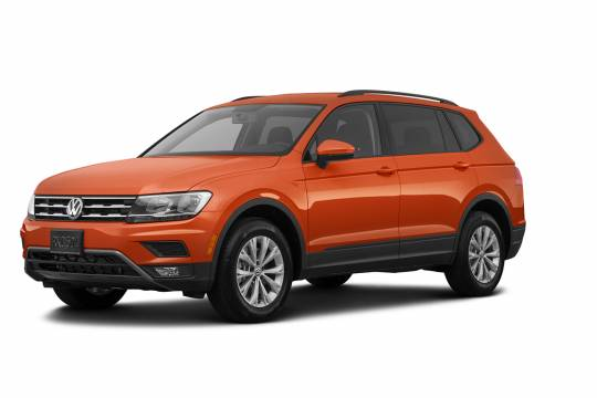 Volkswagen Lease Takeover in Pickering, ON: 2018 Volkswagen Tiguan Comfortline Automatic AWD