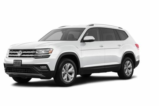Transfer Volkswagen Lease Takeover in Maple , Ontario : 2019 Volkswagen Atlas Execline 3.6L Automatic AWD ID