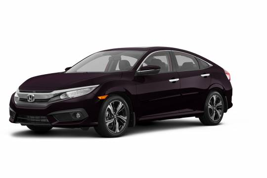 Honda Lease Takeover in Waterloo, ON: 2018 Honda Civic Touring CVT 2WD