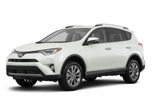 Lease Transfer Toyota Lease Takeover in Burlington, ON: 2017 Toyota RAV4 LIMITED 4DR AWD Automatic AWD
