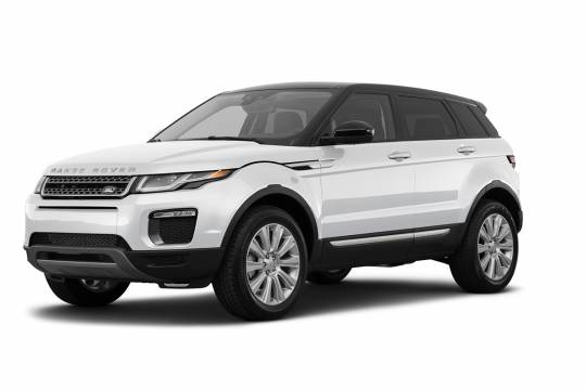 Land Rover Lease Takeover in Vancouver: 2019 Land Rover Evoque Automatic AWD