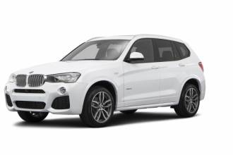 2017 BMW X3 Lease Takeover in Calgary, Alberta