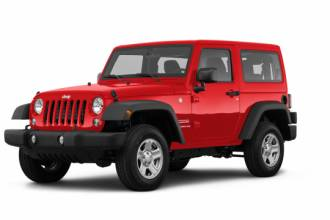 2018 Jeep Wrangler Lease Takeover in Baie-comeau, Quebec