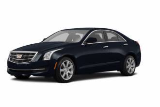 Lease Takeover in Montreal, QC: 2015 Cadillac ATS4 Automatic AWD ID:#3693