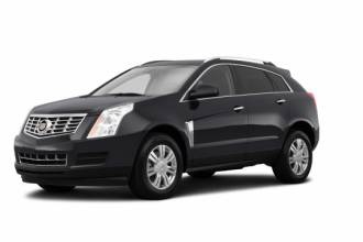 Lease Takeover in Montreal, QC: 2015 Cadillac SRX Automatic AWD ID:#3409