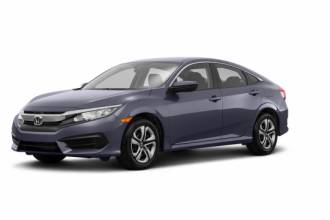Lease Takeover in Stony Mountain, MB: 2016 Honda Civic LX CVT 2WD