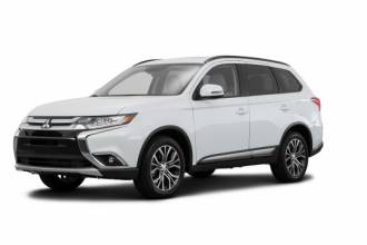 Lease Takeover in Barrie, ON : 2016 Mitsubishi Outlander SE Automatic AWD