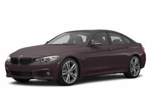Lease Takeover in Saint John, NB: 2017 BMW 430i xDrive Gran Coupe Automatic AWD