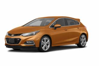 Lease Takeover in Aurora, ON: 2017 Chevrolet Cruze Premier RS Automatic 2WD ID:#4085