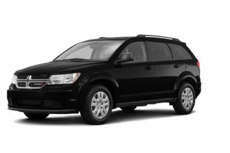 Lease Takeover in Brampton, ON: 2017 Dodge Journey Automatic AWD ID:#3922