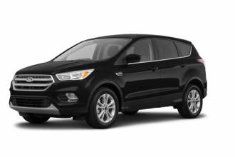 Lease Takeover in Montreal, QC: 2017 Ford Escape se ECOBOOST Automatic 2WD ID:#3831