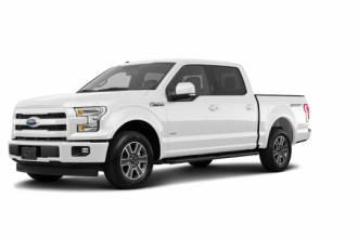 Lease Takeover in Gatineau, QC: 2017 Ford F150 Lariat Automatic AWD ID:#3622