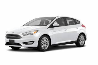Lease Takeover in Scarborough: 2017 Ford Focus Titanium 5d Automatic 2WD ID:#4002