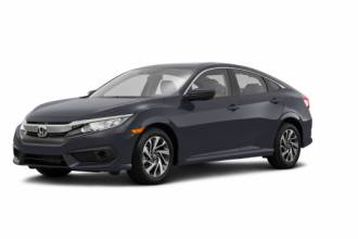 Lease Takeover in Halifax, NS: 2017 Honda Civic EX Automatic 2WD ID:#4073