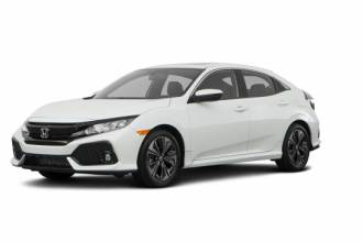 Lease Takeover in North York, ON: 2017 Honda Civic Touring Turbo CVT 2WD ID:#4045