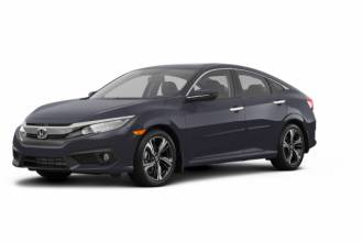Lease Takeover in Richmond Hill, ON: 2017 Honda Civic Touring Automatic AWD ID:#4092