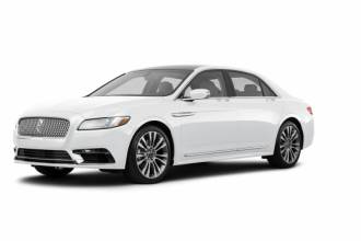 Lease Takeover in Toronto, ON: 2017 Lincoln Continental Reserve Automatic AWD ID:#3559