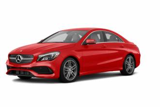 Lease Takeover in Mississauga, ON: 2017 Mercedes-Benz CLA 250 4Matic Automatic AWD ID:#3597