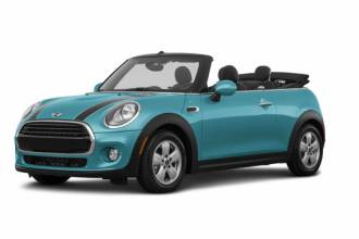 Lease Takeover in Vancouver, BC: 2017 Mini Cooper Convertible Automatic 2WD
