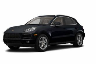 Lease Takeover in Vancouver, BC: 2017 Porsche Macan Automatic AWD ID:#3694