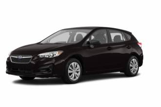 Lease Takeover in Saint John, NB: 2017 Subaru Impreza Hatchback Automatic AWD