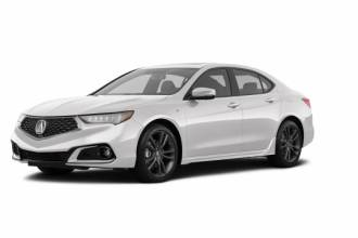 Lease Takeover in Montreal, QC: 2018 Acura TLX A-Spec Automatic AWD ID:#3925
