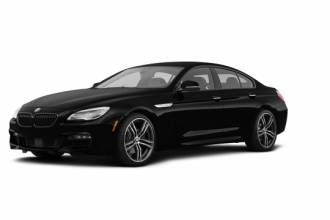 Lease Takeover in Vancouver Bc: 2018 BMW 650i XDrive M Package Grand Coupe Sport Automatic AWD